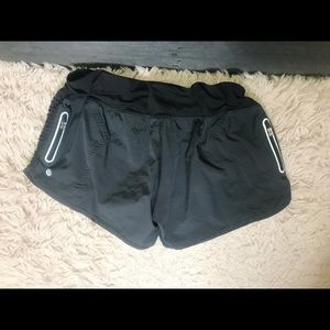 Lululemon Black Shorts size 8